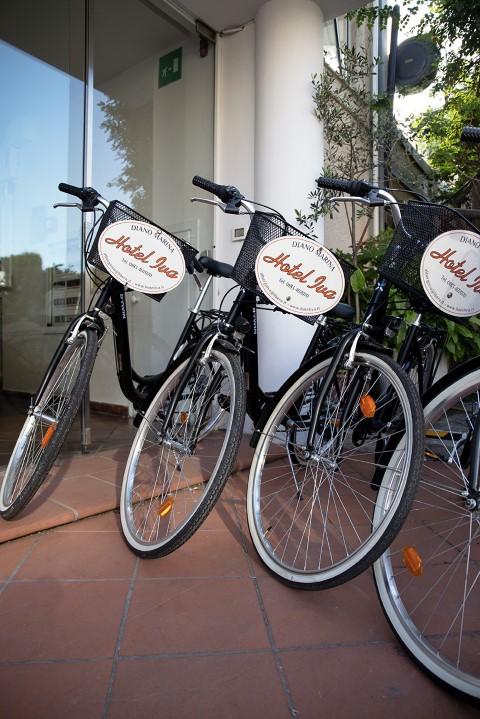 Noleggia la tua bici e scopri una Liguria diversa!